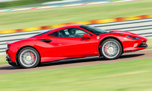 Neuer Ferrari F8 Tributo (2019)