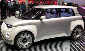 Fiat Concept Centoventi (2019)