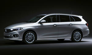 Fiat Tipo Kombi Facelift (2020)