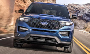 Ford Explorer ST (2019)