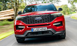 Ford Explorer 3.0 EcoBoost Plug-in-Hybrid