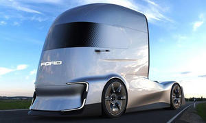 Ford F-Vision Truck (2018)