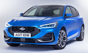 Ford Focus Facelift (2021)