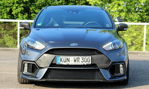 Wolf Racing Focus RS: Test