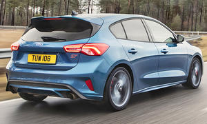 Ford Focus ST (2019)