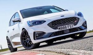 Ford Focus ST mit Tuning von Mountune