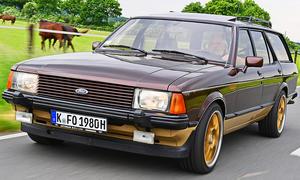 Ford Granada Turnier: Oldtimer kaufen