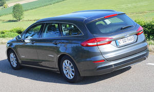 Ford Mondeo Hybrid Turnier