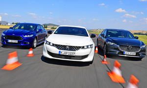 Ford Mondeo/Mazda 6/Peugeot 508