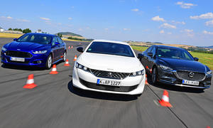 Ford Mondeo/Mazda6/Peugeot 508
