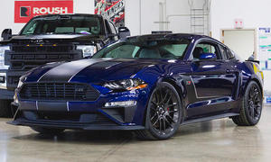 Ford Mustang Facelift von Roush Performance
