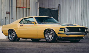 Ford Mustang Boss 302 von SpeedKore