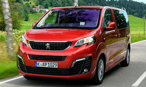 Ford Galaxy/Peugeot Traveller/VW Sharan: Test