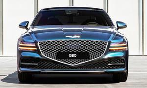 Genesis G80 (2020)