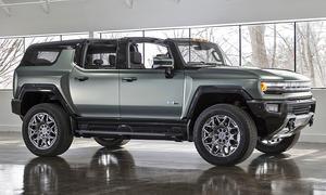 GMC Hummer EV SUV (2024)