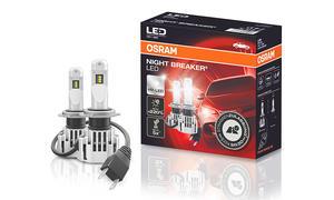 H7-LED-Birne von Osram