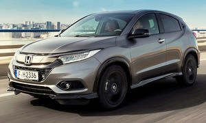 Honda HR-V Facelift (2019)