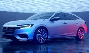Detroit Auto Show 2018: Honda Insight