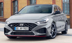 Hyundai i30 Fastback N Facelift (2021)