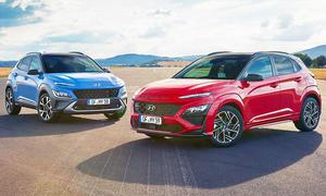 Hyundai Kona Facelift (2020)