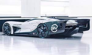 Jaguar Vision GT SV (2020)