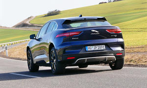 Jaguar I-Pace Facelift (2020)