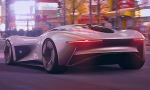 Jaguar Vision GT (2019)