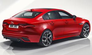 Jaguar XE Facelift (2019)