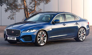Jaguar XF Facelift (2021)