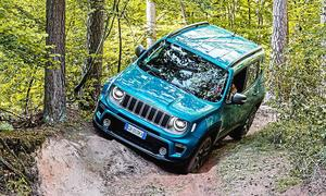 Leser-Testaktion: Jeep