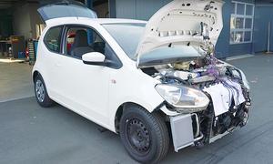 VW Up von JP Performance