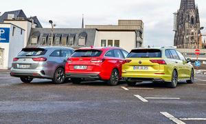 Hyundai i30 Kombi/Kia Ceed Sportswagon/VW Golf Variant