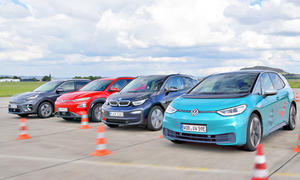 Kia e-Niro/Hyundai Kona Elektro/BMW i3/VW ID.3