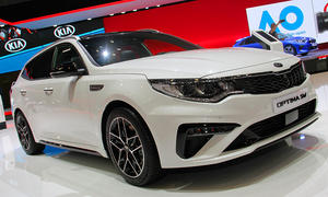 Kia Optima Sportswagon Facelift (2018)