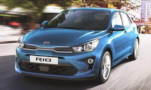 Kia Rio Facelift (2020)