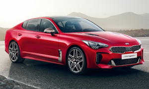 Kia Stinger Facelift (2020)