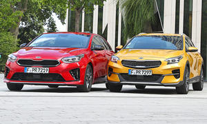 Kia ProCeed/Kia XCeed