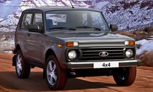 Lada 4x4 Facelift (2020)