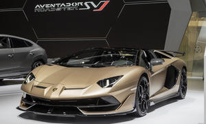 Lamborghini Aventador SVJ Roadster (2019)