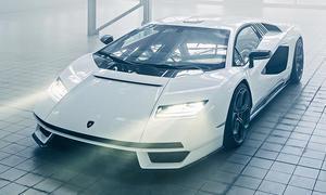 Lamborghini Countach LPI 800-4 (2021)