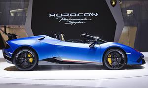 Lamborghini Huracán Performante Spyder (2018)
