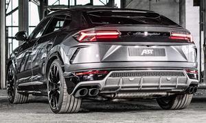 Lamborghini Urus mit Tuning von Abt