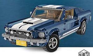 Ford Mustang GT: Lego-Bausatz
