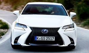 Lexus GS Facelift (2016)