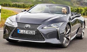 Lexus LC Cabrio (2020)