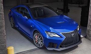 Lexus RC F Facelift (2019)