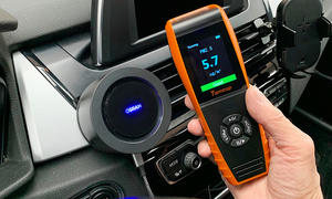 Luftreiniger gegen Viren (Auto): Test