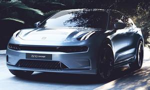 Lynk & Co Zero Concept (2021)