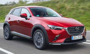 Mazda CX-3 Facelift (2020)