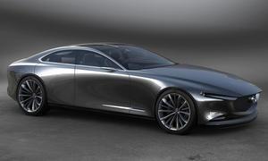 Mazda Vision Coupe (2017)